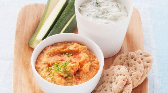 Appetizers | Chickpea Dip