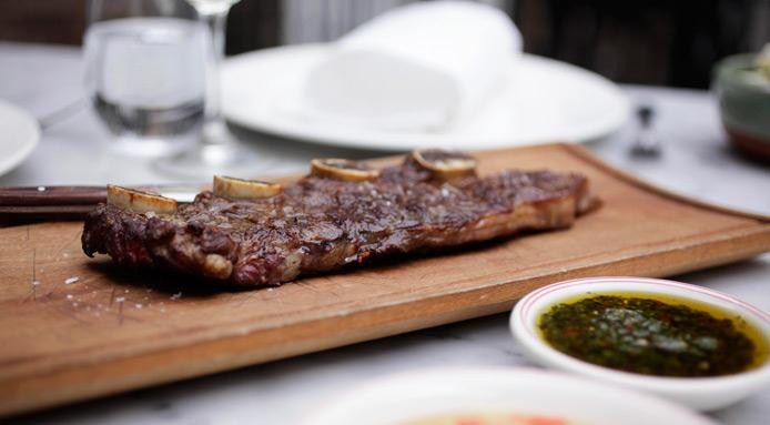Chimichurri Short Rib