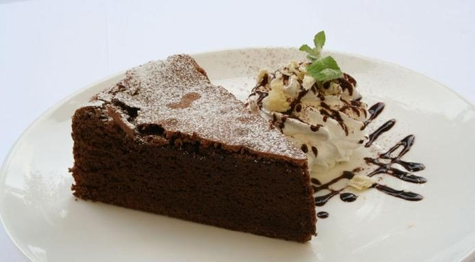 Chocolate Cake | Mortal Delight