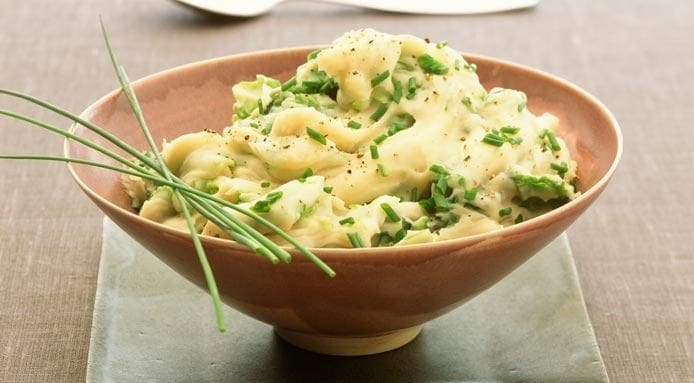 Meatless | Colcannon Mash