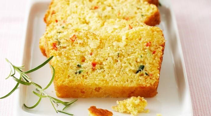 Cornbread with Chilies