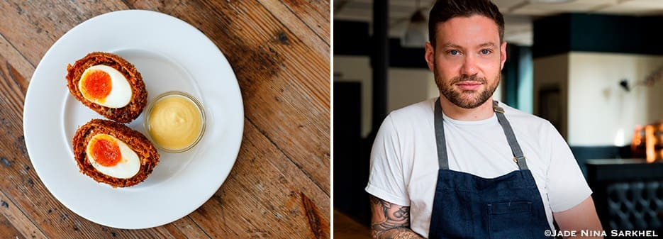 The Royal Oak Dish | Chef Dan Doherty