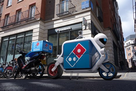 Dominos-self-driving