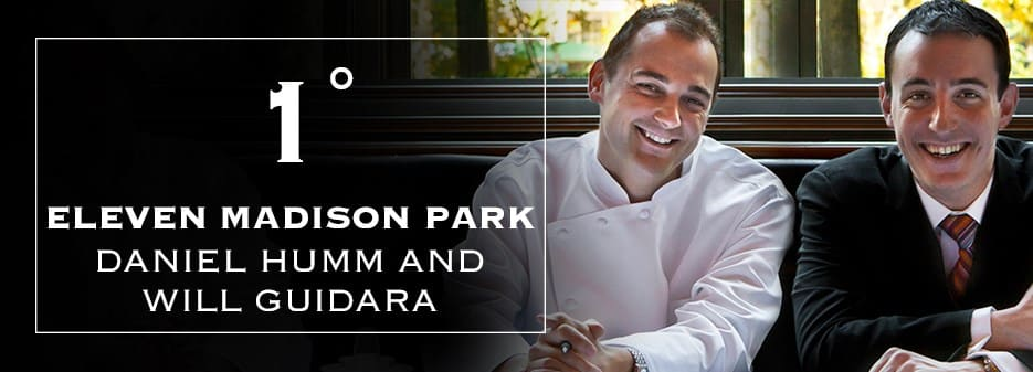 World's 50 Best 2017: Eleven Madison Park