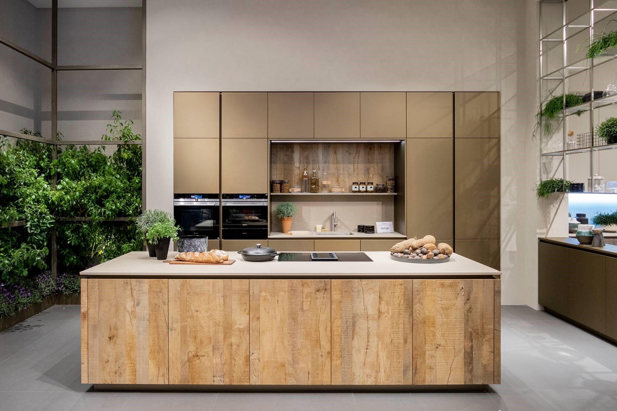 Kitchen Trends From Eurocucina 2018 In Milan