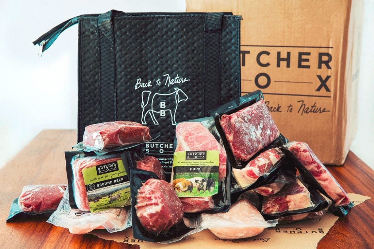 Food Boxes - Butcher Box