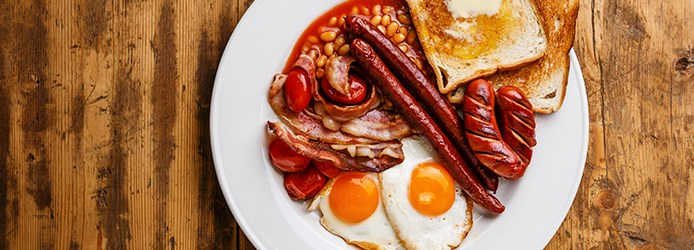 Breakfast Around the World | Full English Breakfast