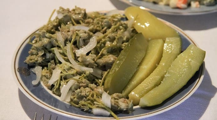 Georgian Pickles
