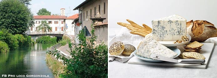 Gorgonzola: the Village and the Cheese