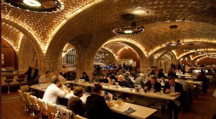 Grand Oyster Bar