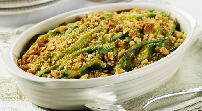 Thanksgiving | Green Bean Casserole