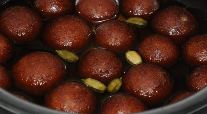 Indian Sweets |Gulab Jamun