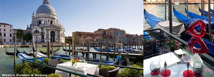 Where to Eat in Venice | Hotel Westin Europa Regina