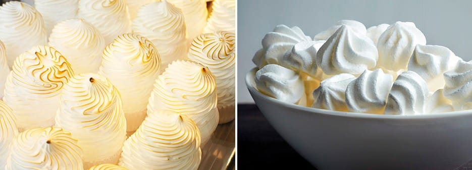 Italian French Meringue