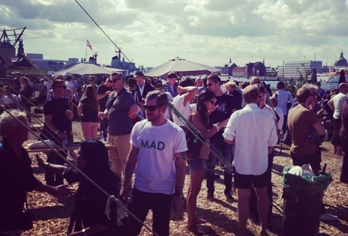 MAD3 | Crowd