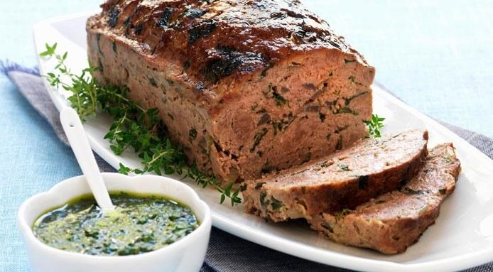Meatloaf with Herbs