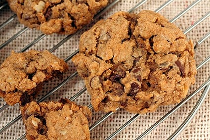 Mequite Choc Chip cookies