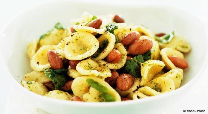 Orecchiette with Beans