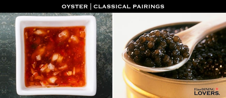 Oyster Classical Pairings