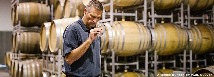Paul Cluver, South African winemaker