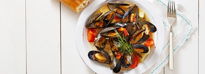 Mussels Facts | Provencal Mussels