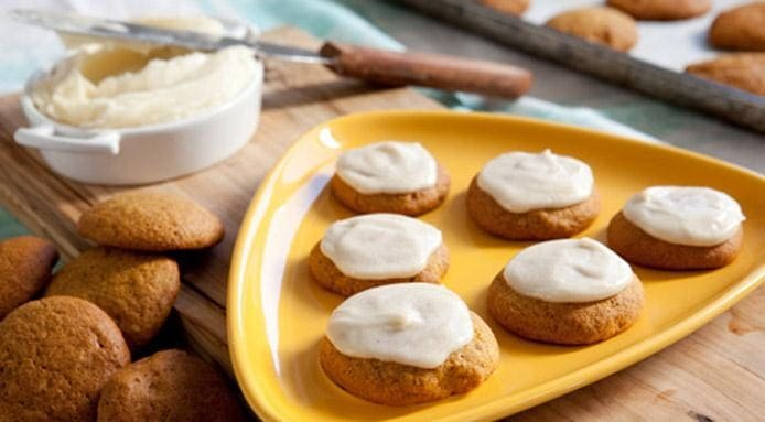 Cookies | Pumpkin Cookies