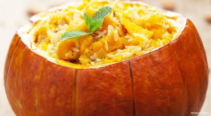Meatless | Pumpkin Risotto