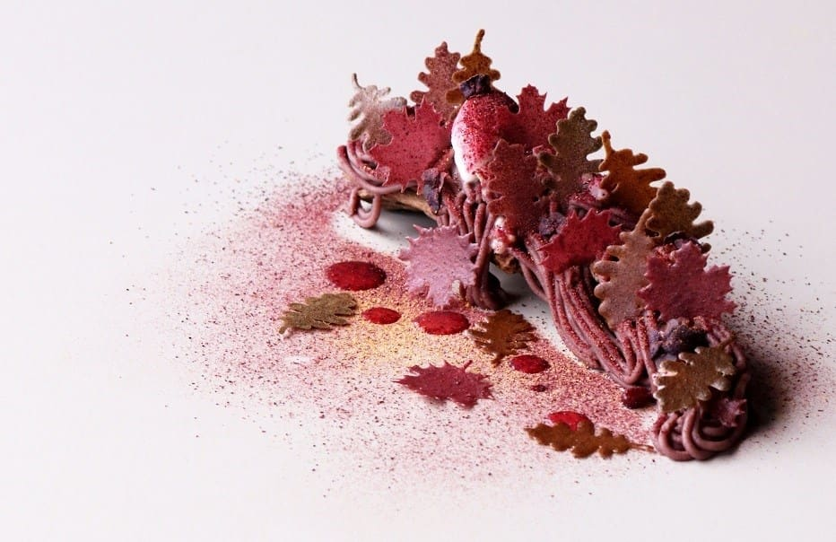 RAW Taiper AZUKI BEAN RED SHISO PURPLE RICE