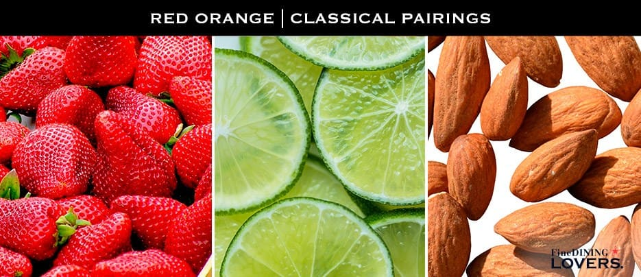Blood Orange Classical Pairings