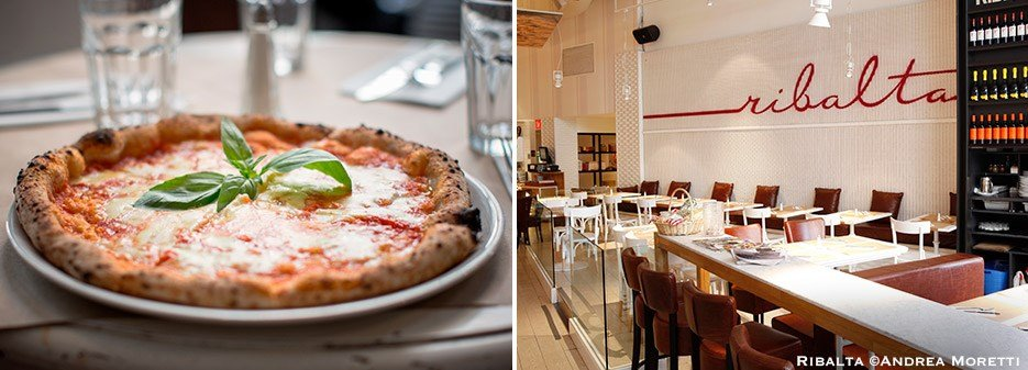 Neapolitan Pizza | Ribalta Restaurant in New York