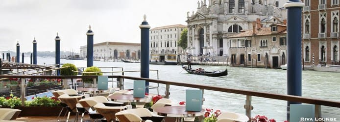 Where to Eat in Venice | Riva Lounge Gritti Palace