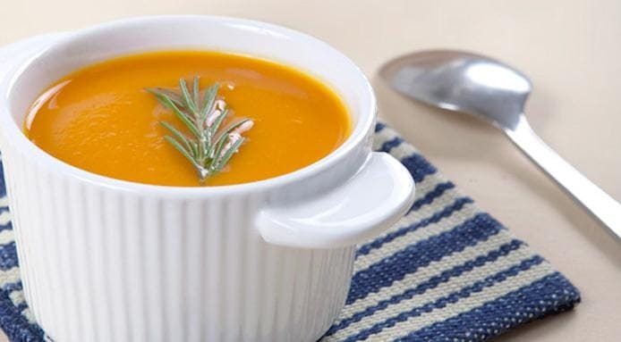 Soups | Roasted Pumpkin and Pear