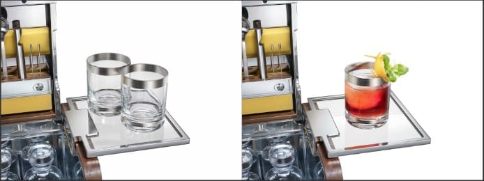 Rolls Royce Hamper_Drinks