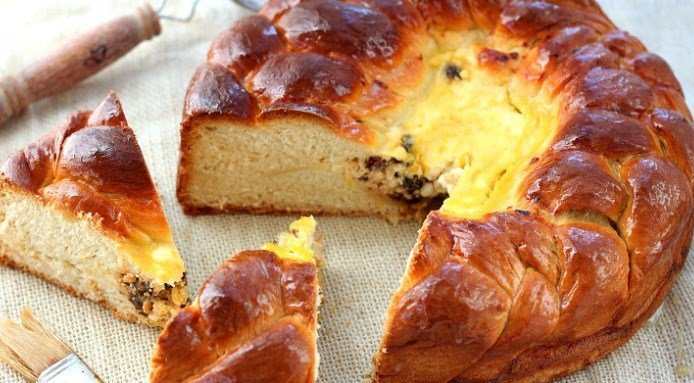 Easter Bread | Pasca