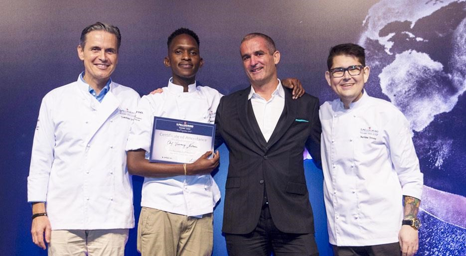 SPYC 2018 Africa and Middle East Winner