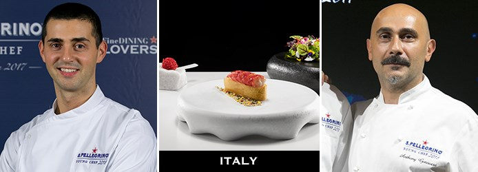 S.Pellegrino Young Chef 2018: Italy