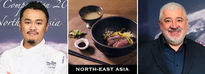 S.Pellegrino Young Chef 2018: North East Asia