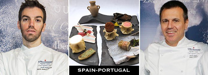 S.Pellegrino Young Chef 2018: Spain-Portugal
