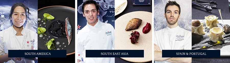 S.Pellegrino Young Chef - South America, SouthEast Asia, Spainn and Portugal