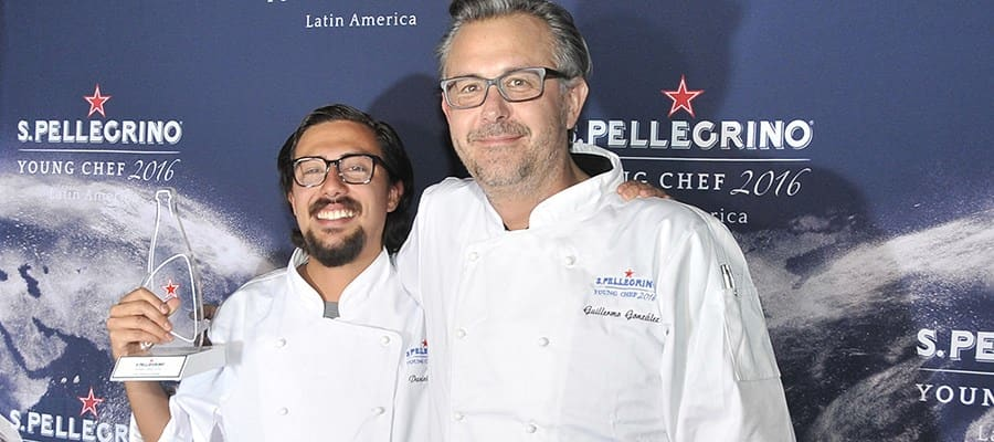S.Pellegrino Young Chef 2016 | Latin America Winner and Mentor