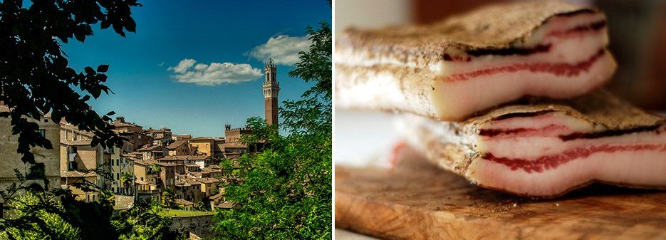 City of Siena | Tuscan Rigatino
