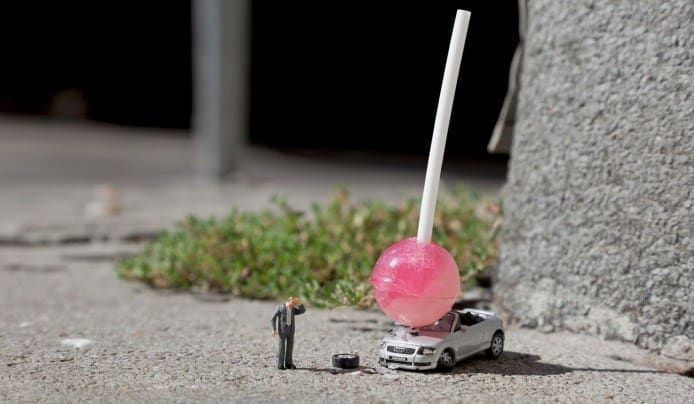Miniature World By Sinkachu | Lollipop