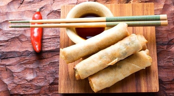 Christmas | Spring Rolls