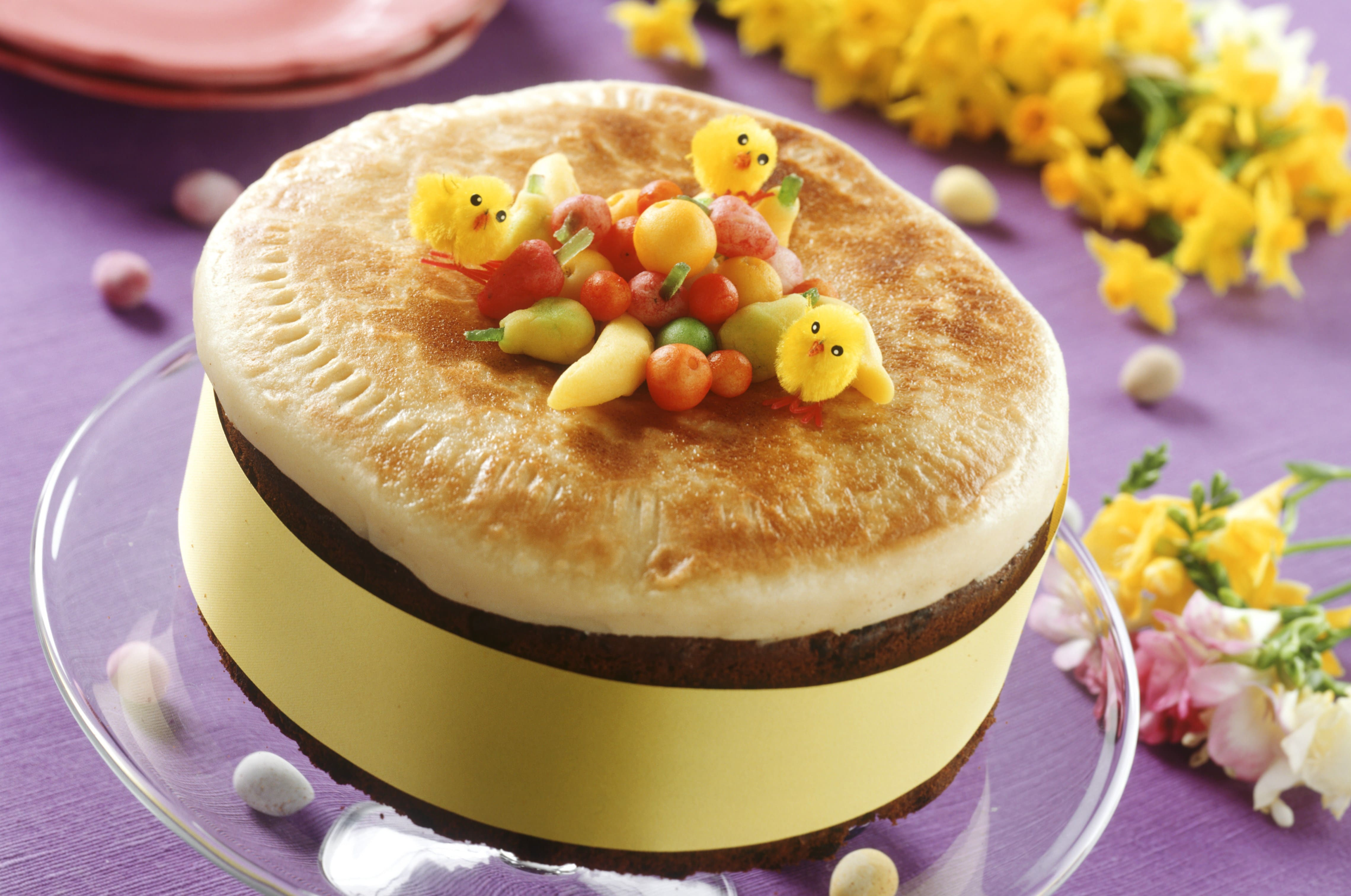 Simnel Cake_Best British Cakes
