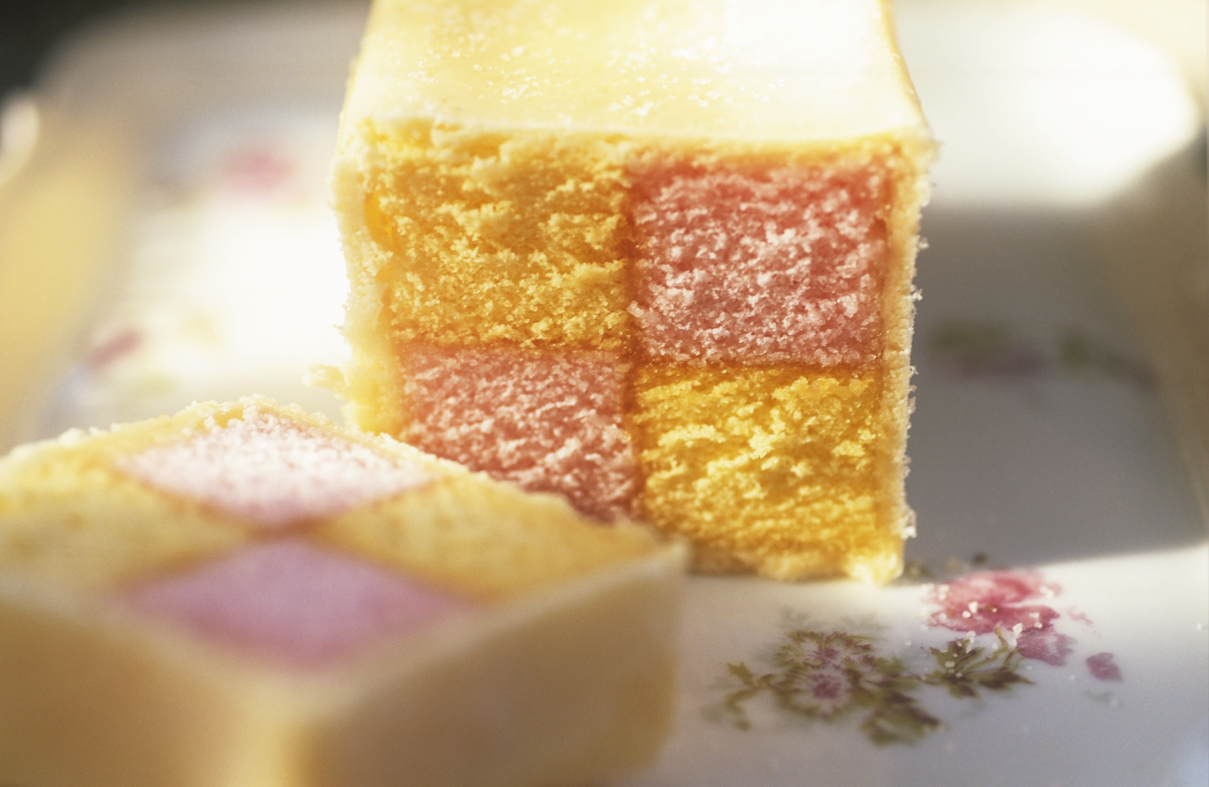 Battenberg Cake_Best British Cakes