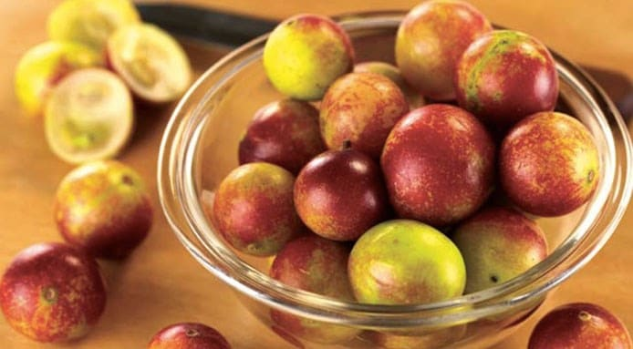 Super Food esotici camu camu