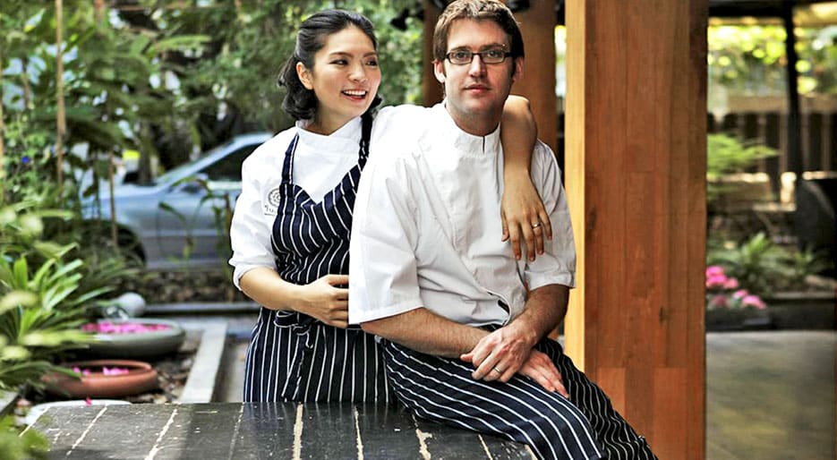 The Future of Thai Food: Interview With Bo lan Restaurant Chefs