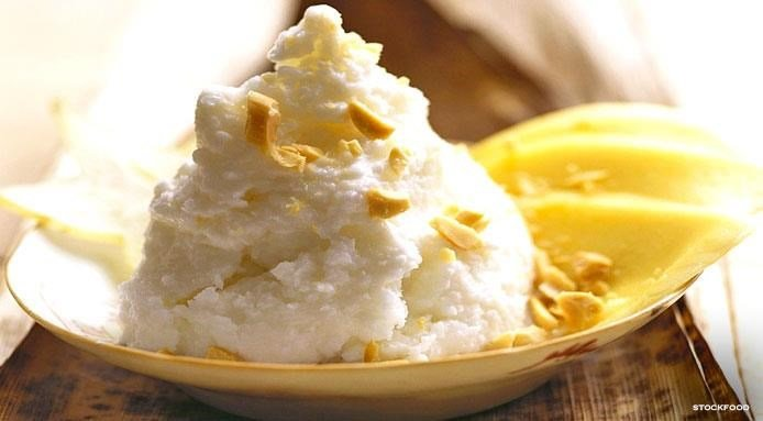 Vietnamese Coconut Ice Cream