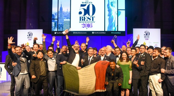 Worlds 50 Best Restaurants 2016