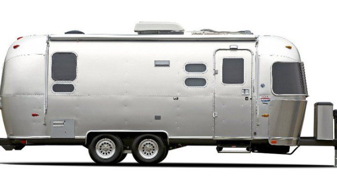 Airstream Camping Trailer